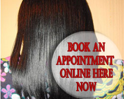book hair extension appointment