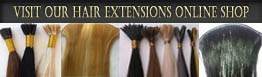 buy hair extensions in our online shop